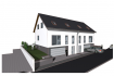 Im Bau befindlich: Wir offerieren Ihnen ein energetisch interessantes Objekt, mit Blick ins Grüne, angrenzend an Felder und Wiesen, sehr ruhig in einer Seitenstrasse gelegen.  Das Haus besteht aus 4 Schlafzimmern , 2 Badezimmern mit Dusche, einer Küche , einem Wohnzimmer, sowie diversen Abstellräumen und einem Kellerraum. Selbstverständlich gehört eine Doppel-Garage zum Haus. Auf der zum Objekt gehörigen 30m2 Terrasse mit angrenzendem Garten lassen sich ruhige,sonnige  Stunden verbringen.  Der angegebene Preis beinhaltet eine schlüsselfertige Ausführung des Hauses, kann aber lt. Eigentümer zu dem der Baustufe angepassten Evaluierung erworben werden. Änderungswünsche können nach Absprache in Abhängigkeit der jeweiligen Bauphase noch berücksichtigt werden.