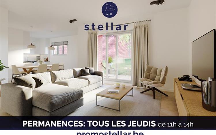 Wohnung 2 Schlafzimmer Kaufen In Jodoigne (BE)