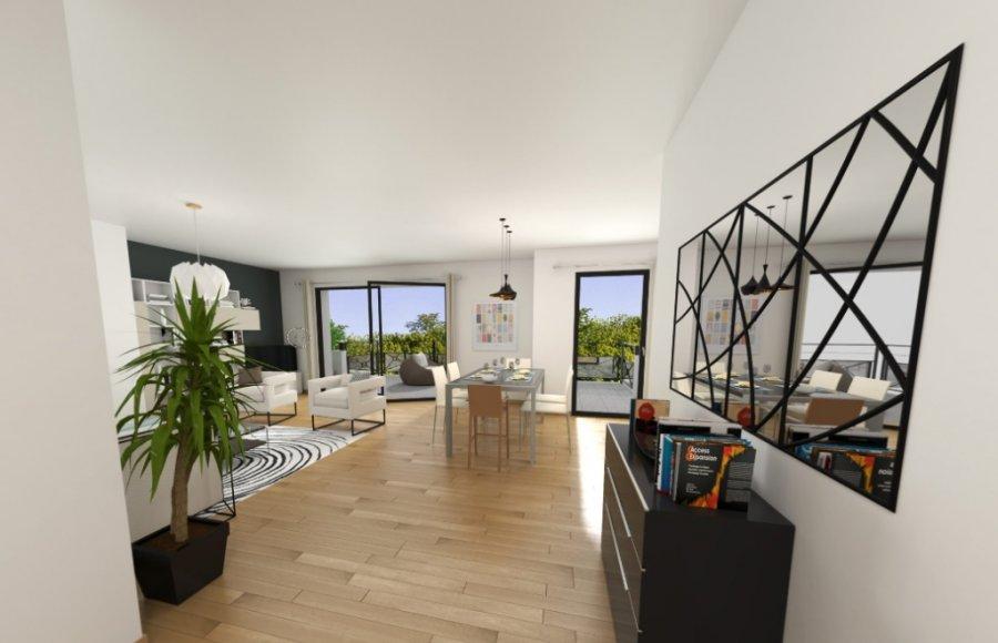 Wohnung 2 Schlafzimmer In Metz (FR)
