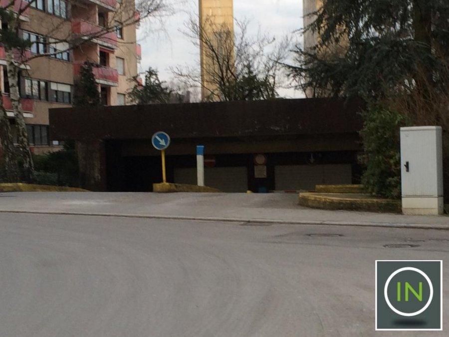 achat parking kirchberg