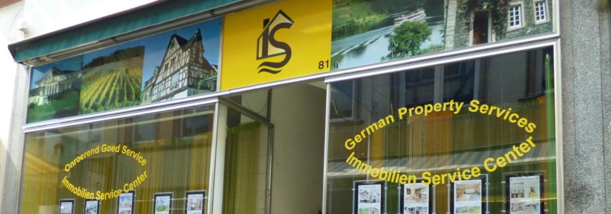 Immobilien Service Mosel-Rhein-Eifel-Hunsrück - Zell