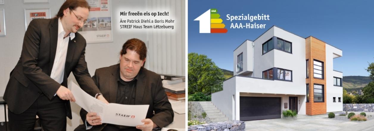 STREIF Haus GmbH - Beratungsbüro Luxembourg (Munsbach) - Munsbach