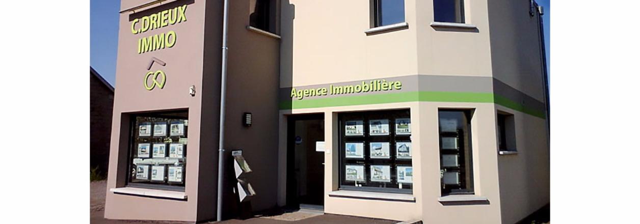 CLAUDE DRIEUX IMMOBILIER - Burnhaupt-le-Haut