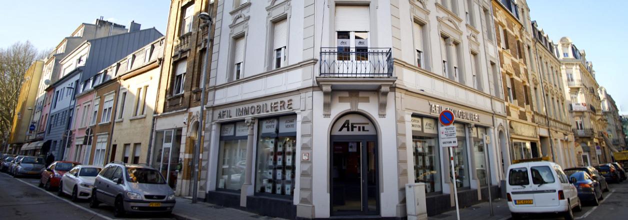 AFIL IMMO S.A. - Esch-sur-Alzette