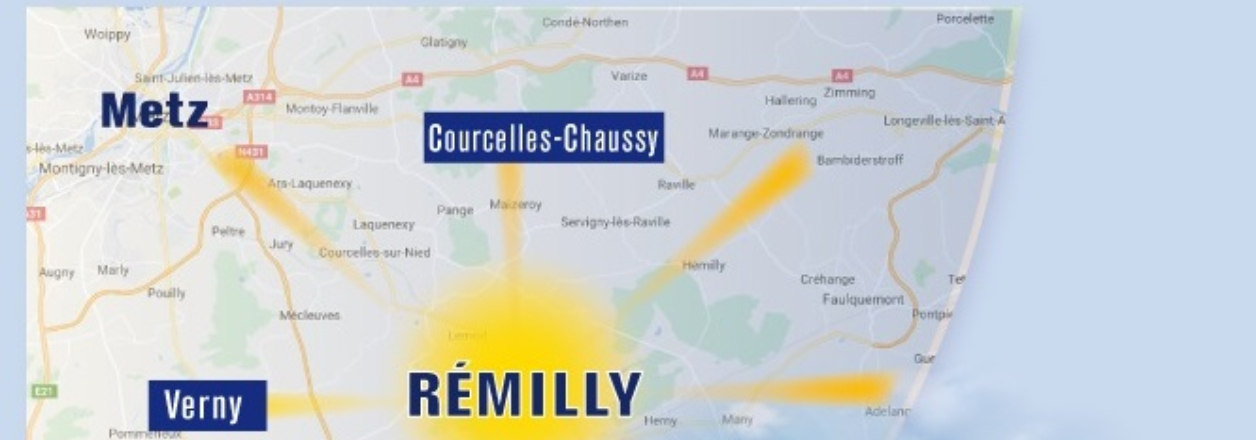 KARDINAL IMMOBILIER - Rémilly