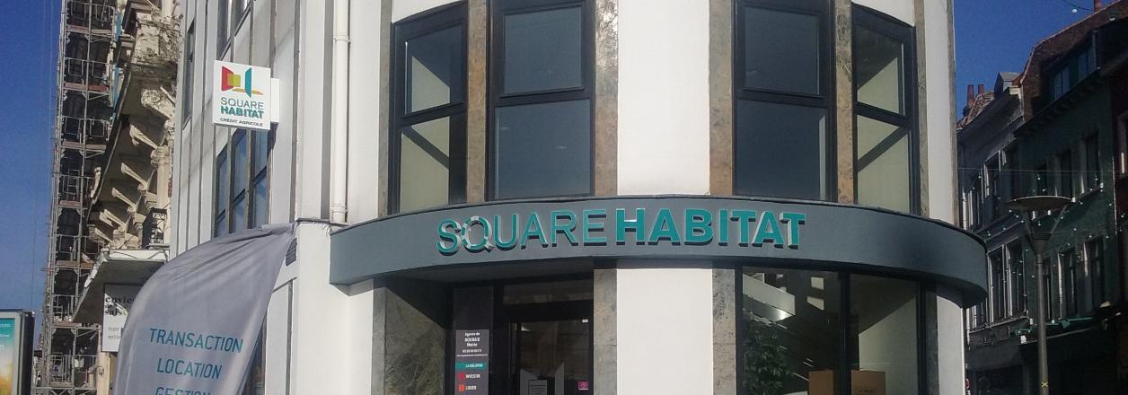 Square habitat roubaix mairie agence immobili re roubaix sur - Agence immobiliere roubaix location ...
