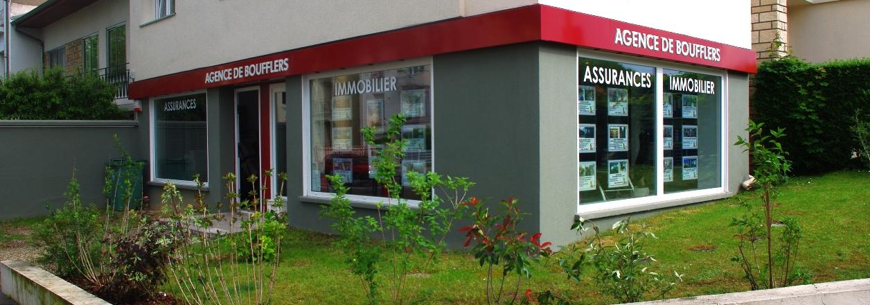 Agence De Boufflers - Nancy