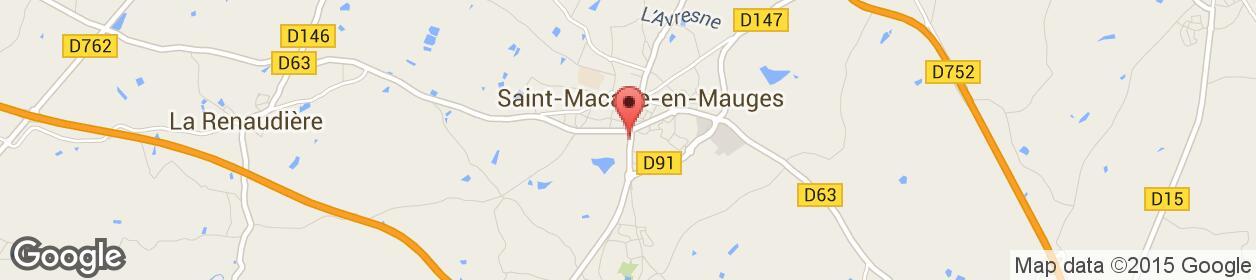 AJP Saint Macaire - Saint-Macaire-en-Mauges