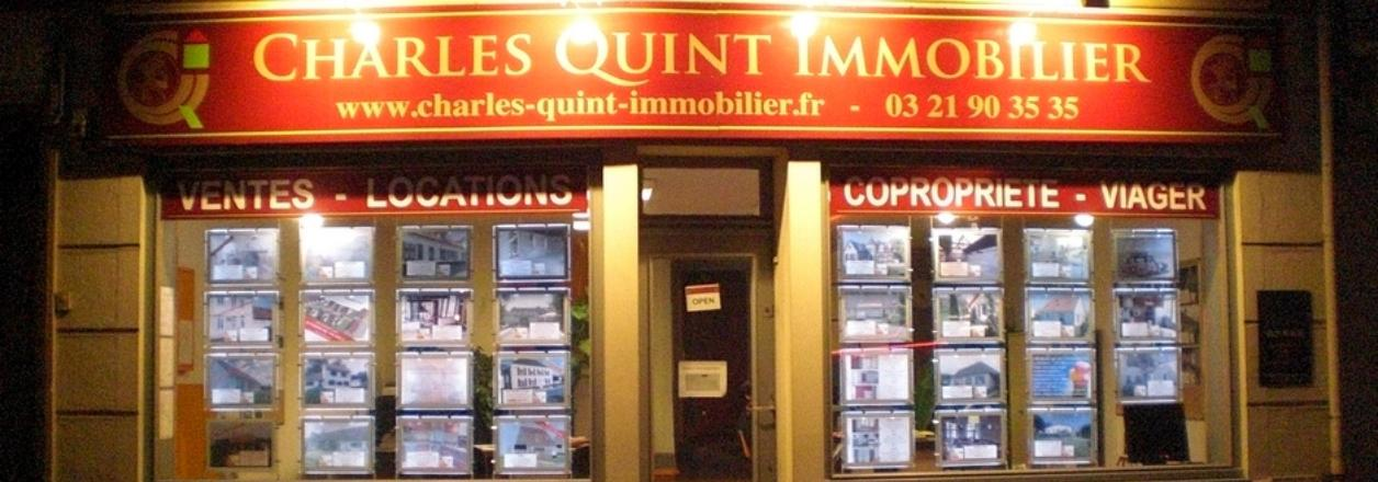 CHARLES QUINT IMMOBILIER - Montreuil