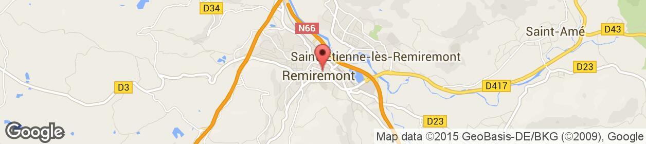 Agence des Arcades - Remiremont