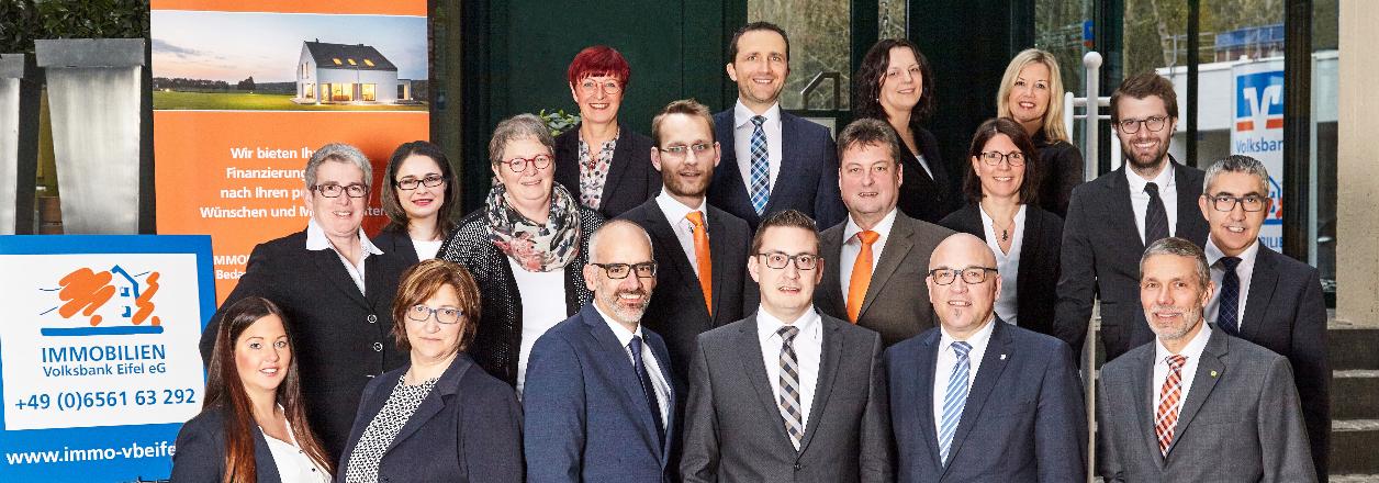 IMMOBILIEN Volksbank Eifel eG. - Bitburg