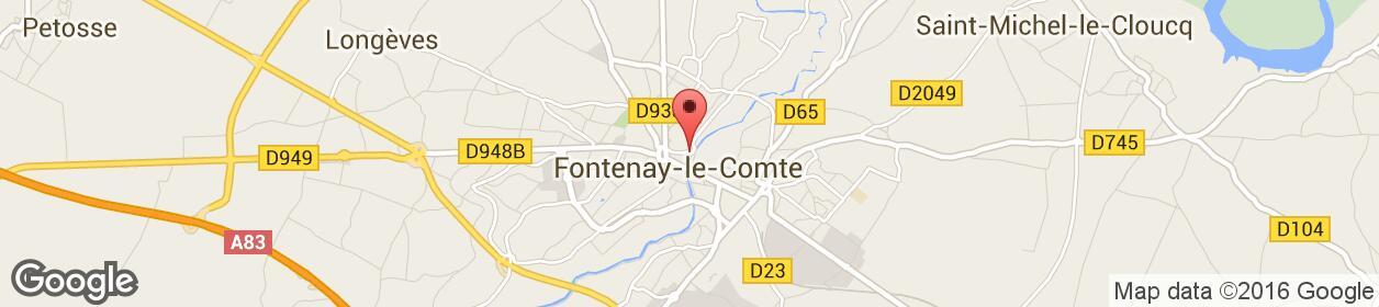 Lau des Naiades - Fontenay-le-Comte
