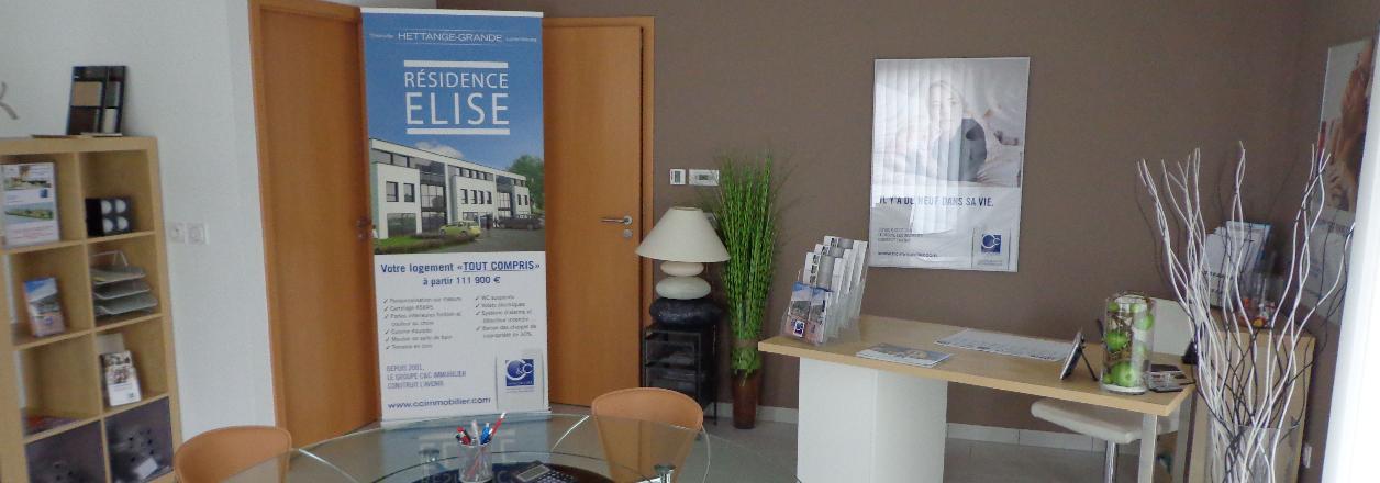 Agence immobilière C&C - Thionville