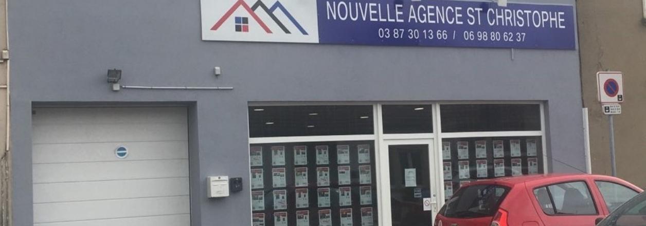 Nouvelle Agence Saint Christophe - Sainte-Marie-aux-Chênes