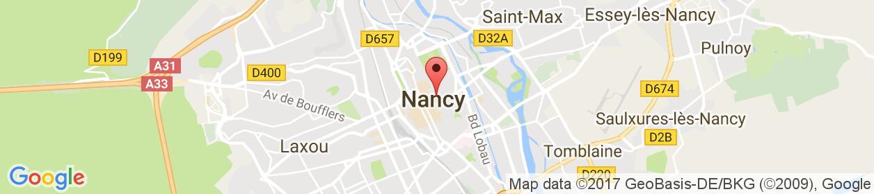 Bonnabelle - Nancy