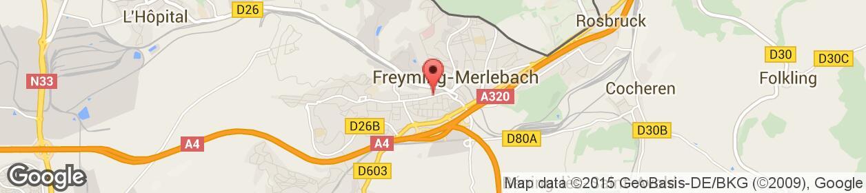 SAS SAINTE BARBE - Freyming-Merlebach