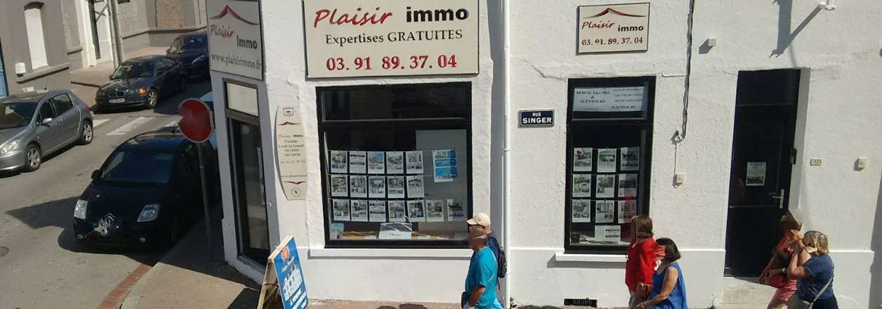 Agence immobili re plaisir immo berck tous les biens for Agence immobiliere 62