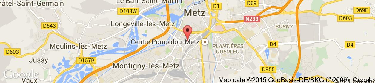 IMMO CITY - Metz