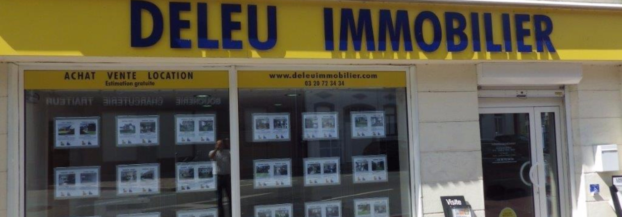 Deleu immobilier agence immobili re wasquehal sur for Agence immobiliere wasquehal
