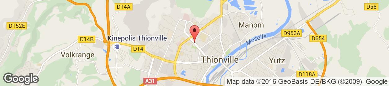 Orpi Portes de France - Thionville