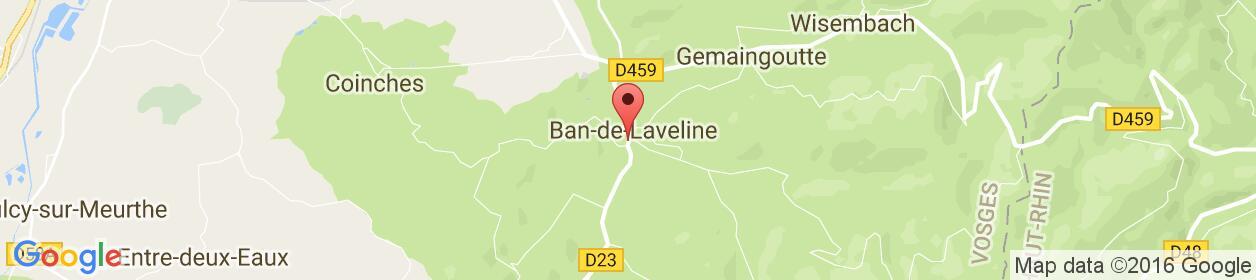 L'immobiliere.fr - Ban-de-Laveline