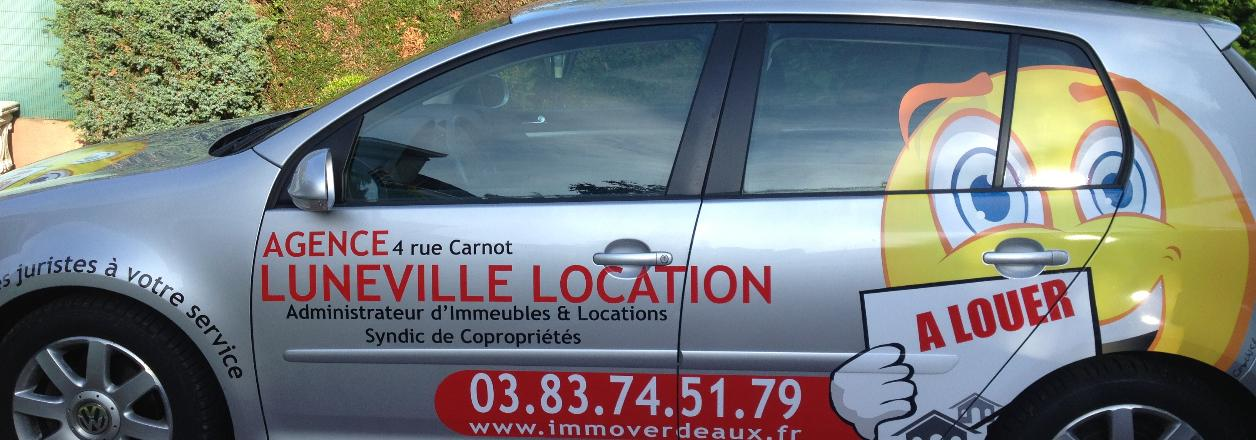 Agence Verdeaux Manginot - Lunéville