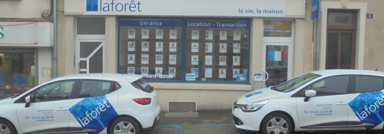 Laforet jarny agence immobili re jarny sur for Agence laforet