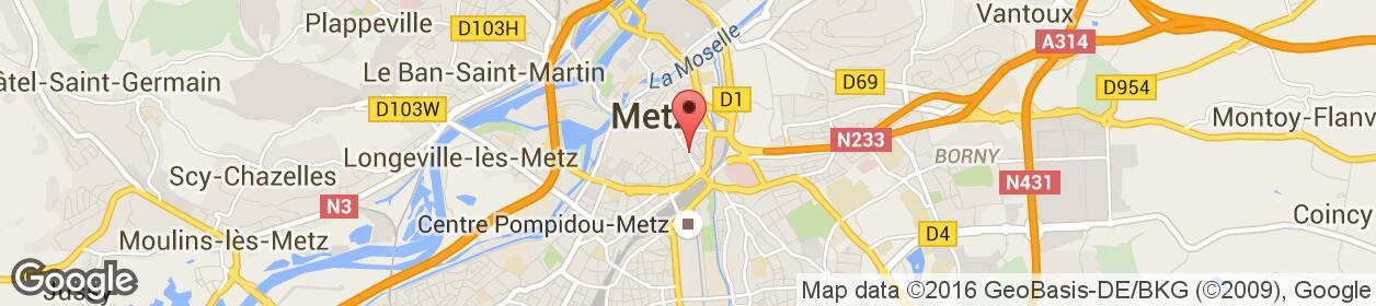 Centrum Immobilier - Metz
