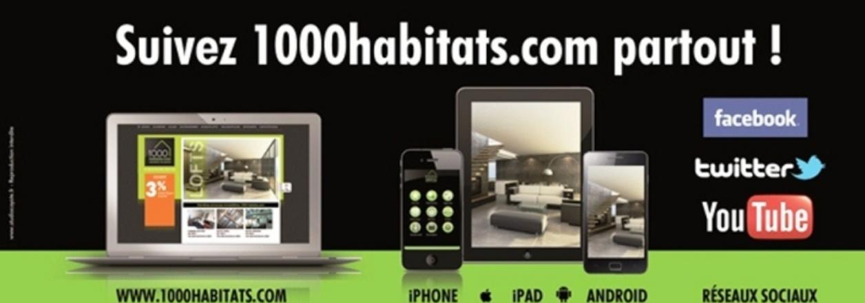 1000HABITATS.COM - Hem