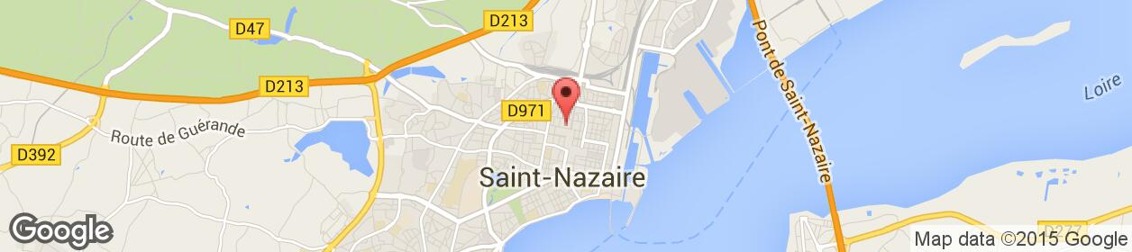 AJP Saint Nazaire - Saint-Nazaire
