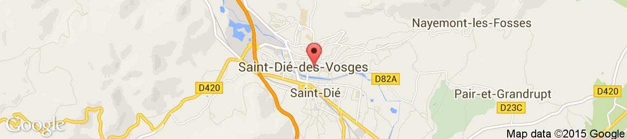 Foncia Dauphine - Saint-Dié-des-Vosges