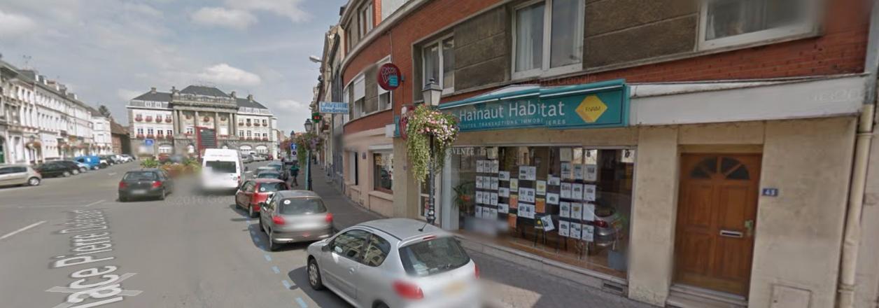 Hainaut habitat agence immobili re conde sur l escaut for Agence immobiliere calais