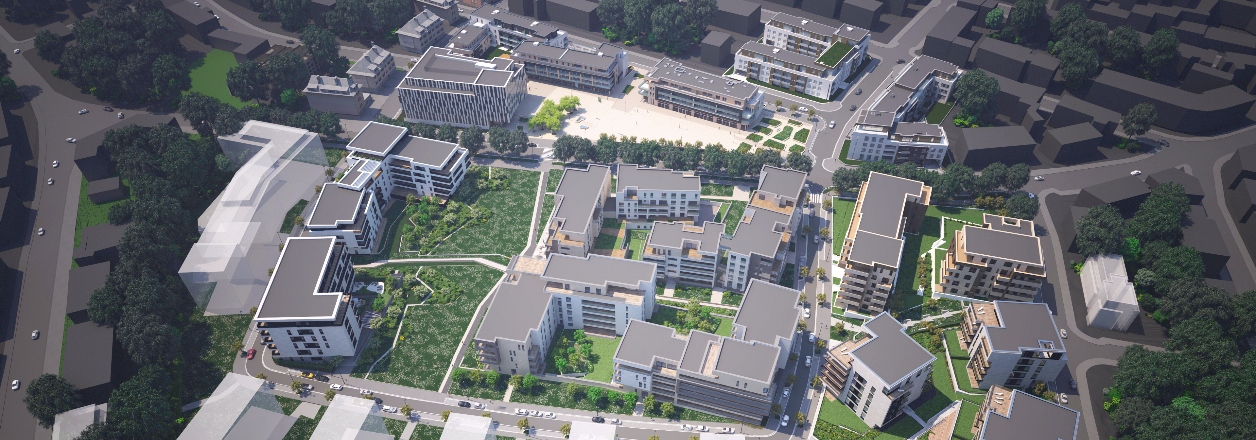 Les Jardins de Luxembourg - Luxembourg-Merl