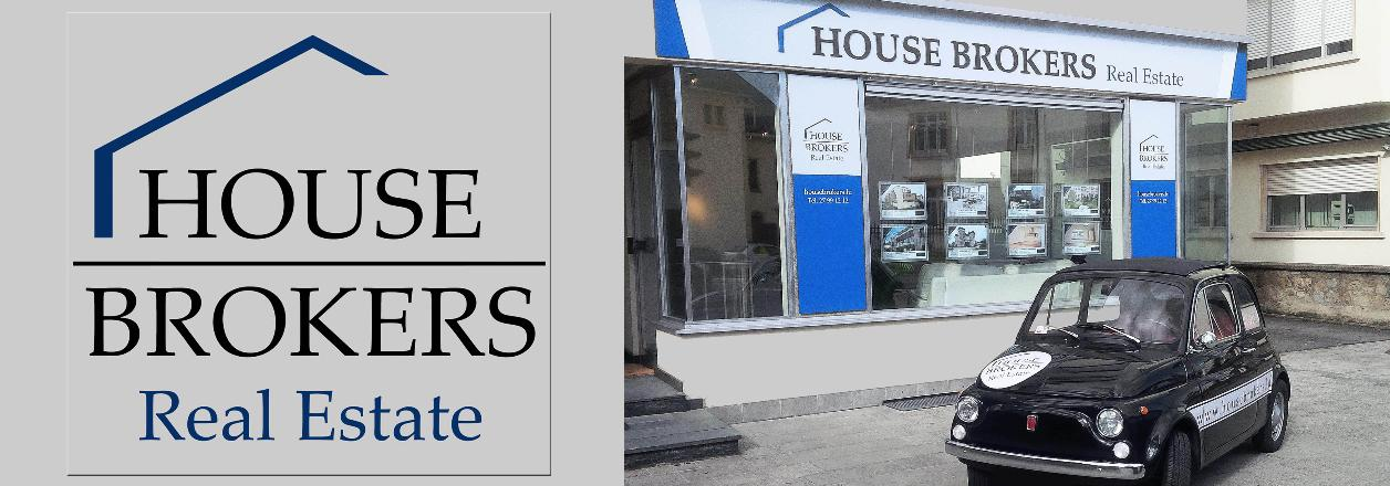 HOUSE BROKERS Real Estate - Luxembourg-Belair
