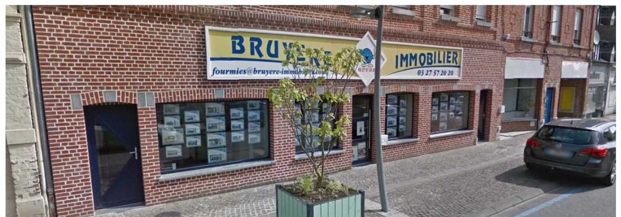 BRUYERE IMMOBILIER - Fourmies