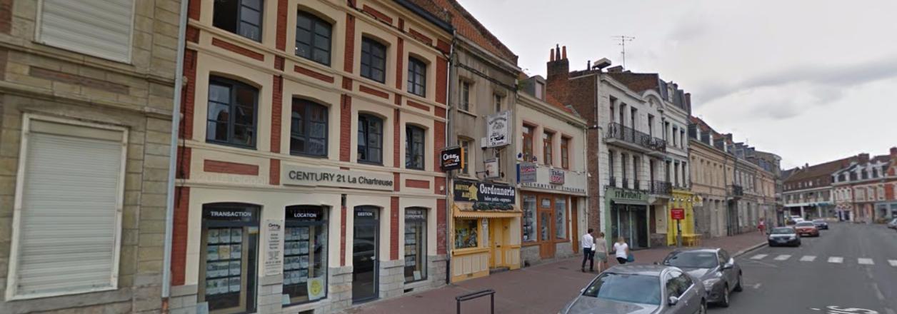 CENTURY LA CHARTREUSE Agence Immobilière à Douai Sur - Cuisine 21 douai