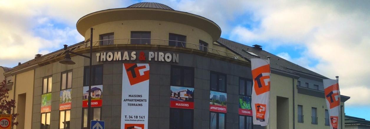 THOMAS & PIRON - Strassen