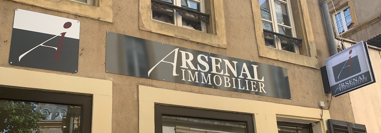 Arsenal Immobilier  - Metz