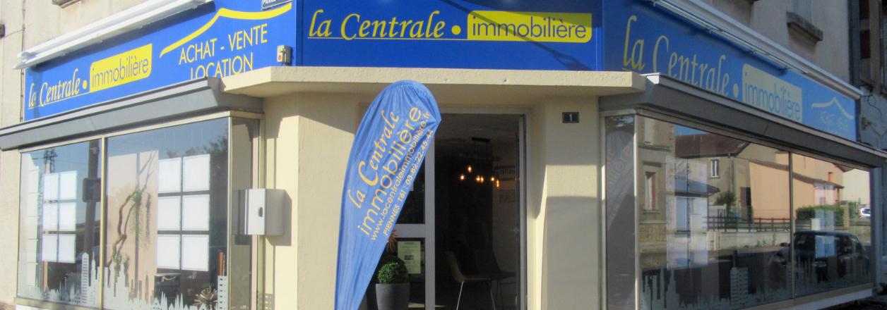 La Centrale Immobilière Piennes - Piennes