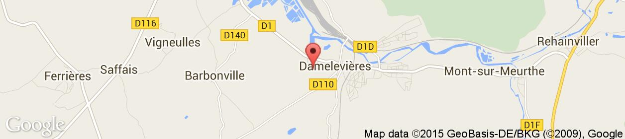 G IMMOBILIER - Damelevières