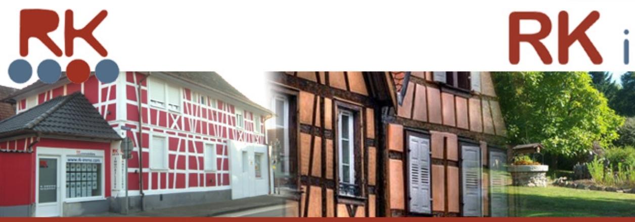 RK Immobilier - Soufflenheim