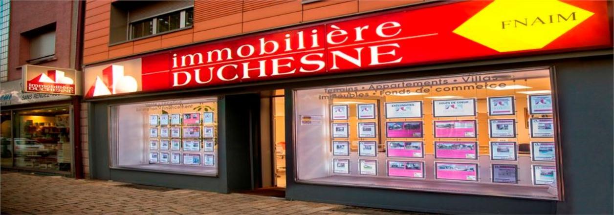 Immobilière DUCHESNE - Saint-Louis