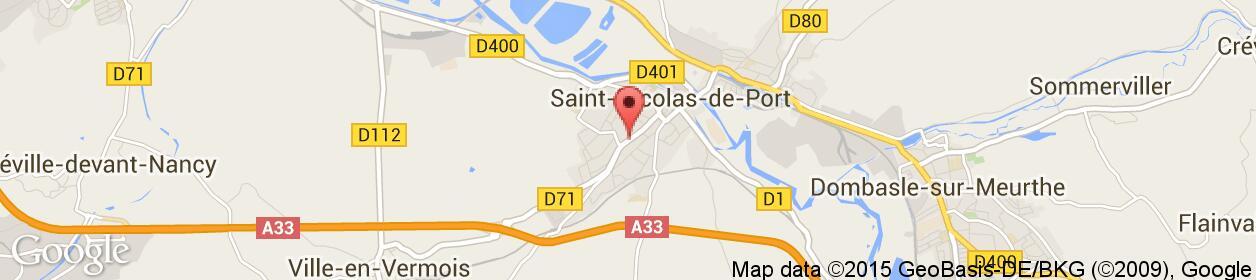 Immobilière Emmanuel Manson - Saint-Nicolas-de-Port