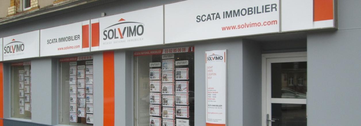 Scata Immobilier - Algrange