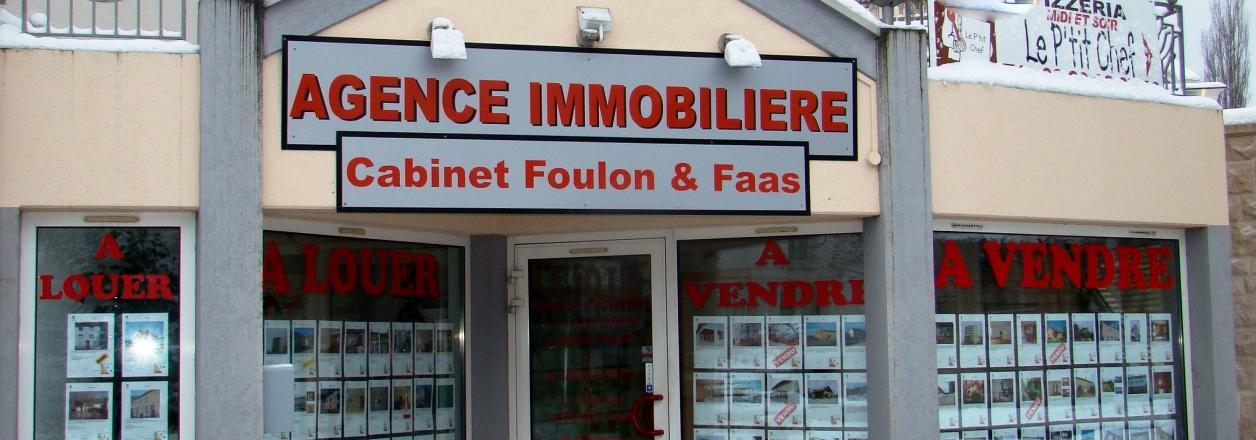 SARL Foulon Faas Immobilier - Vittel