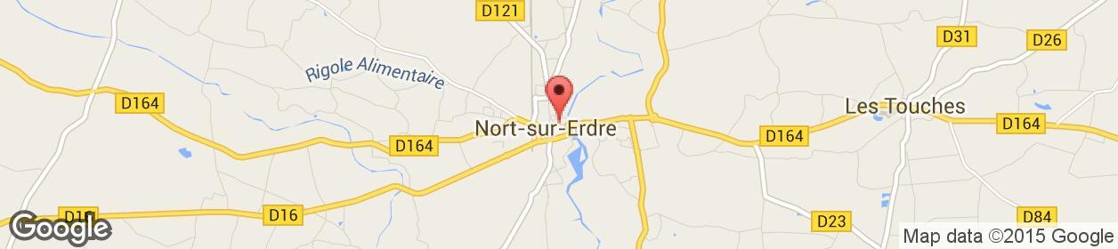 AJP Nort sur Erdre - Nort-sur-Erdre