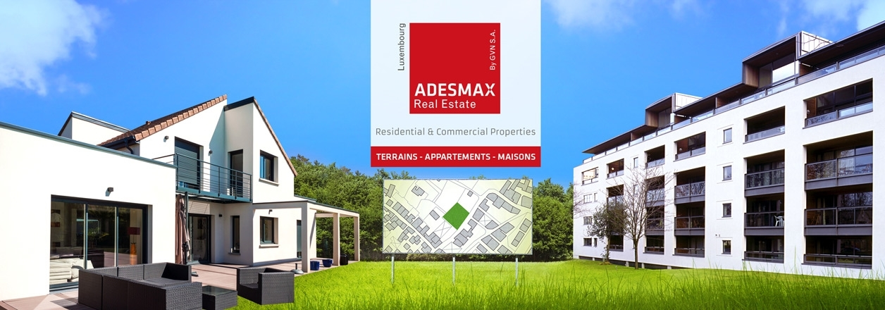 ADESMAX Real Estate - Luxembourg-Belair