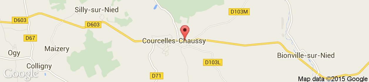 Polien Immobilier - Courcelles-Chaussy