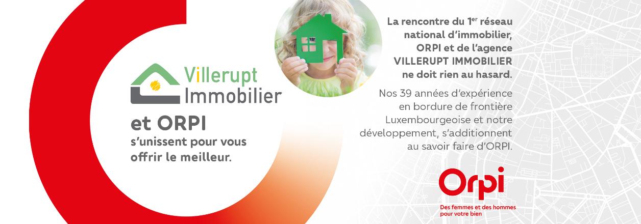 ORPI Villerupt Immobilier 1980 - Villerupt