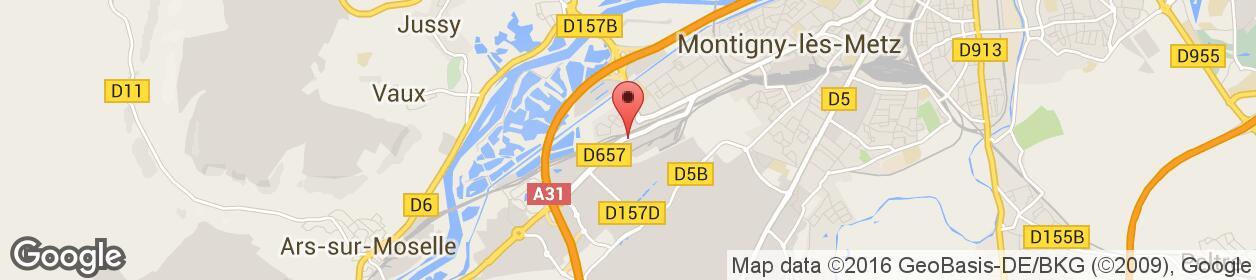 L'Union Immobiliere de Metz - Hagondange